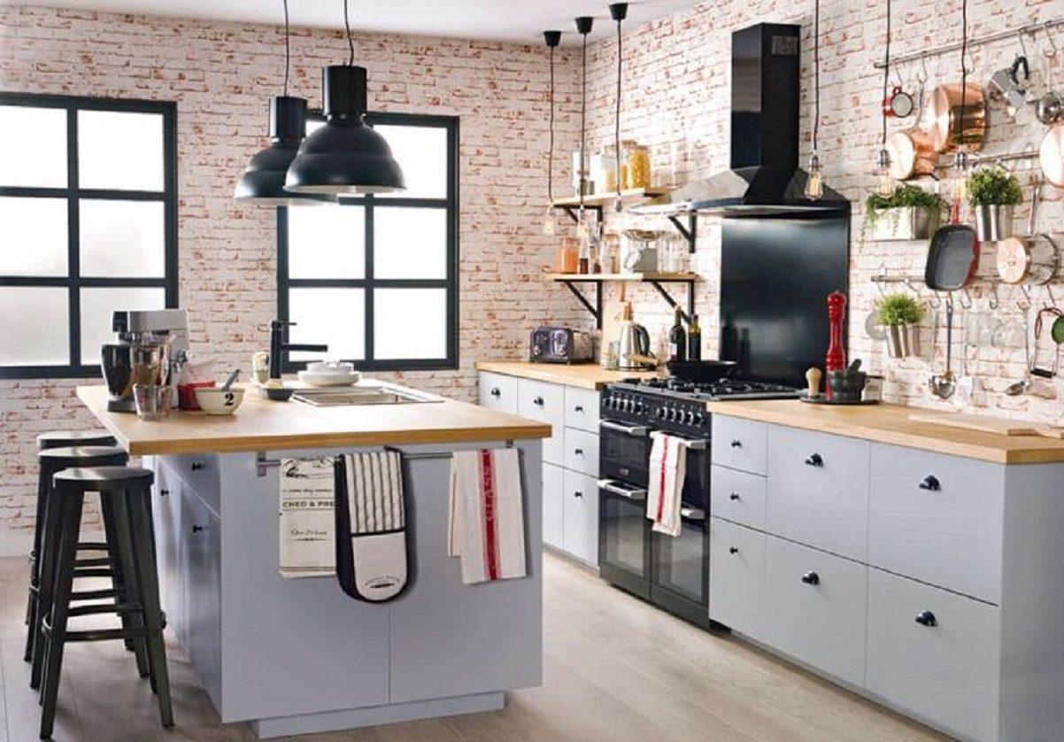 Cucina Stile Industriale Arredi Materiali E Consigli Casa Magazine