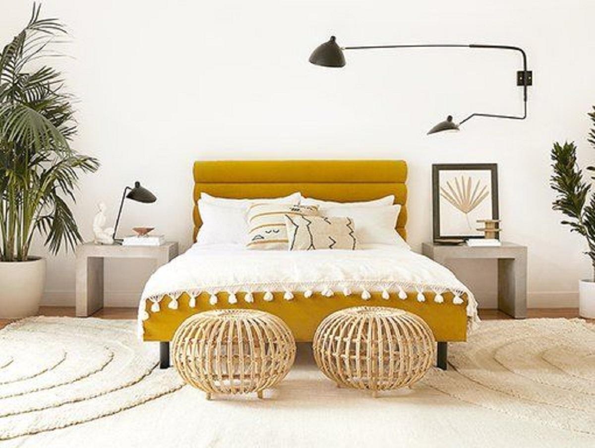 Arredamento Colore Ocra Arredare Alla Moda Casa Magazine