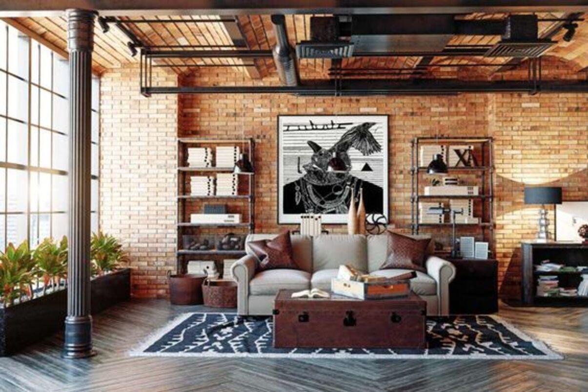 Bilocale In Stile Industriale Come Realizzarlo Casa Magazine