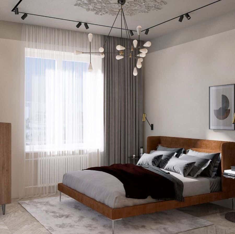 Idee Tende Moderne Per La Camera Da Letto Come E Quali Scegliere Casamagazine