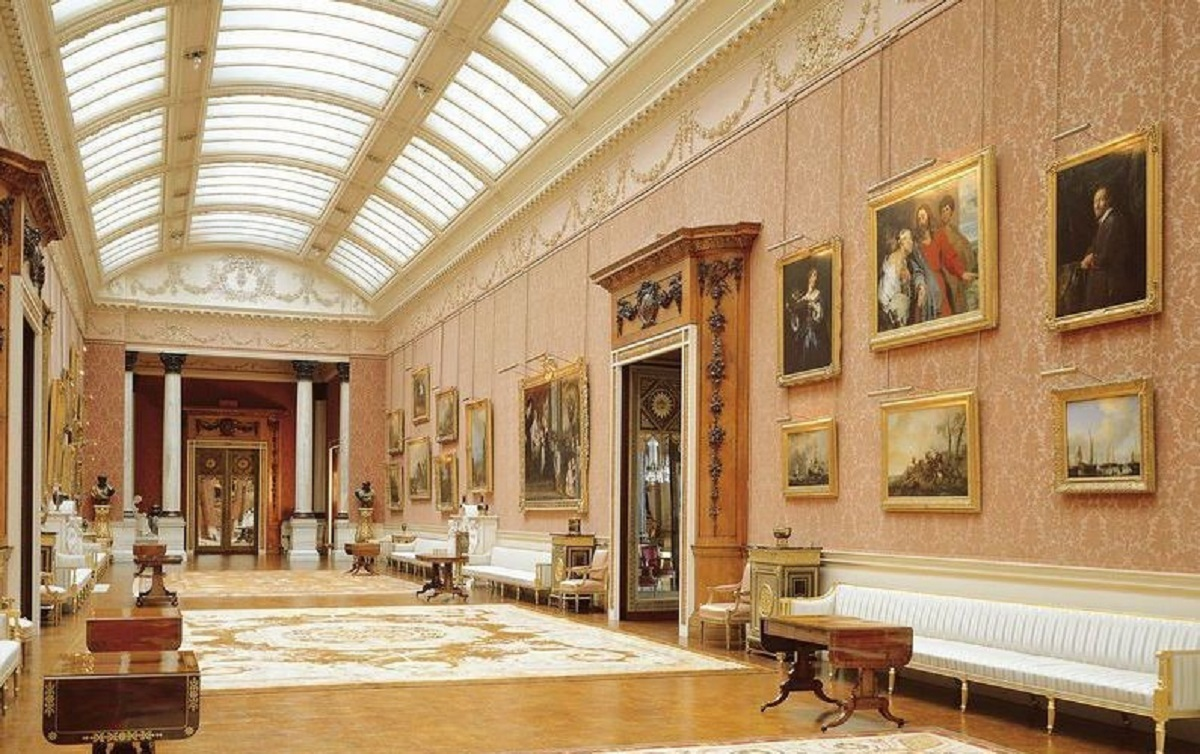 Gli Interni Di Buckingham Palace Curiosita E Storia Casa Magazine